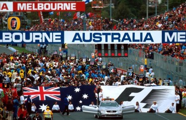 Melbourne secures Formula 1 Grand Prix until 2023