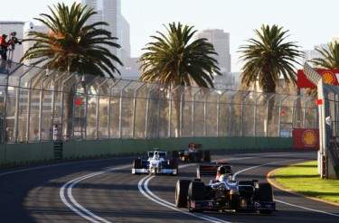 Sydney looks to steal Melbourne F1 Grand Prix