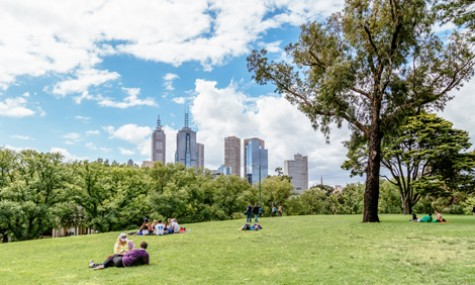 International Parks Congress highlights the value of green urban spaces