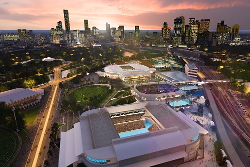 Ticketek extends historic Melbourne and Olympic Parks partnership for another five years