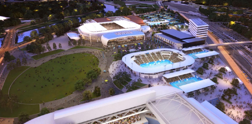 Victorian budget provides funds for aquatics, events, sport and tourism