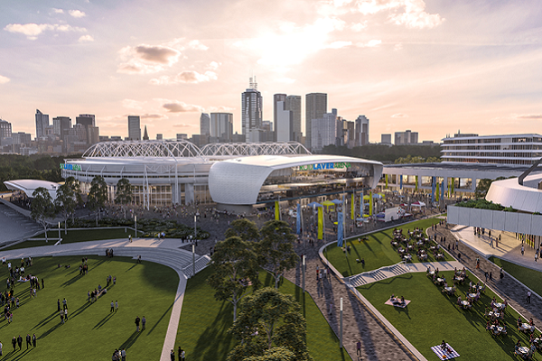 Lendlease appointed to manage Stage 3 redevelopment of Melbourne Park