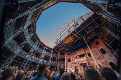 Pop-up Globe to be seen by international audiences as of 2020