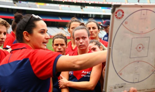 Eight teams to contest inaugural AFL women's competition