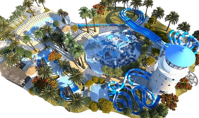 WhiteWater announces commencement of work on new Dubai waterpark project