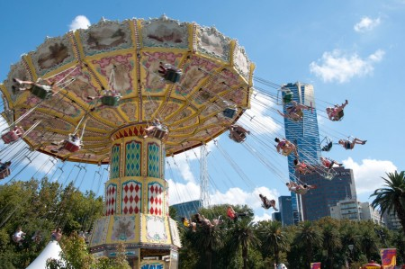 Expressions of interest sought for carnival and catering operators for the 2014 Moomba Festival