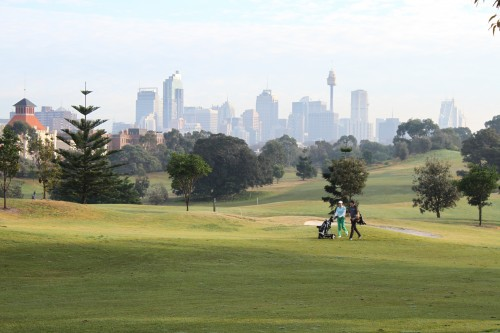 Moore Park Golf's environmental management system certified with ISO 14001 credentials