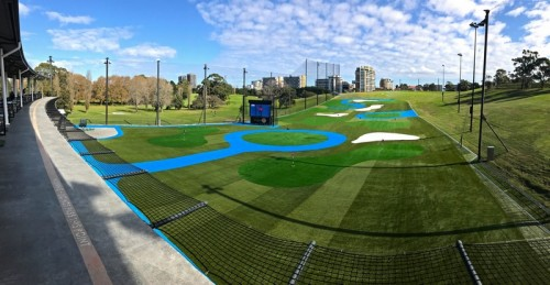 Moore Park Golf launches world-class driving range innovation