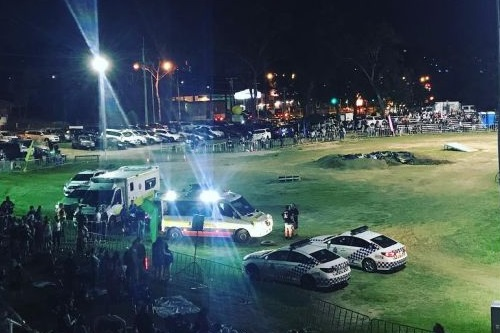 Monster truck event safety questioned after incident at Mount Gravatt Showground
