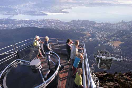Plans move forward for Mount Wellington cable car