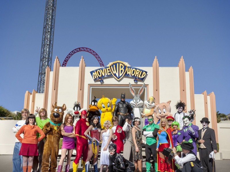 Village Roadshow Theme Parks offers free entry to Commonwealth Games athletes and volunteers