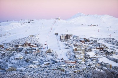 Victorian alpine resorts close to visitors