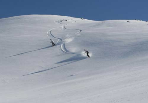 Spring snow a bonus for South Island skiers