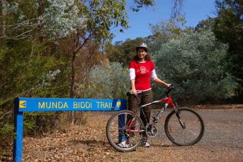 Iconic West Australian cycling trail wins national Award
