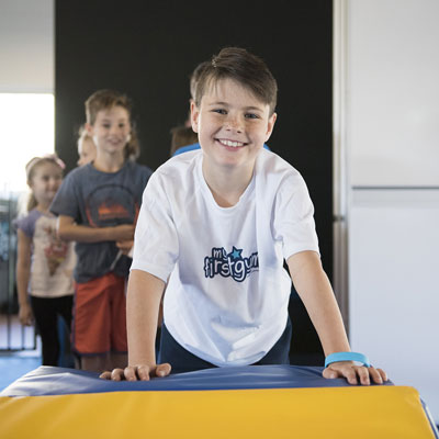 MyFirstGym looks to target growth potential in children's fitness