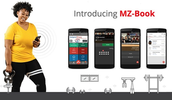 Myzone launches new class booking feature