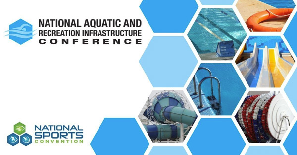 National Sports Convention expands with National Aquatic and Recreation Infrastructure Conference