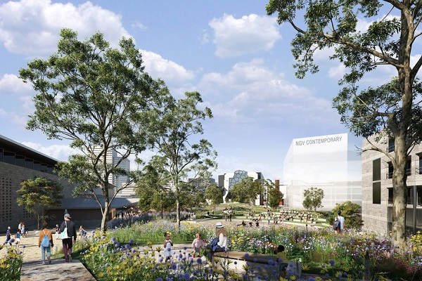 NGV Melbourne Design Week features panel discussion on transforming everyday public spaces into thriving third places