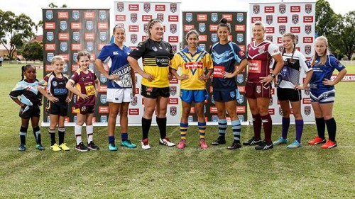 NRL renews efforts to promote women's rugby league in NSW and Queensland