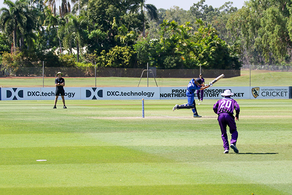 NT Cricket secures naming rights deal for DXC Arena