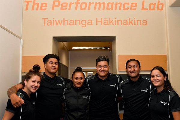 New Tertiary Education hub for fitness, recreation, sport and wellness opened in Wellington