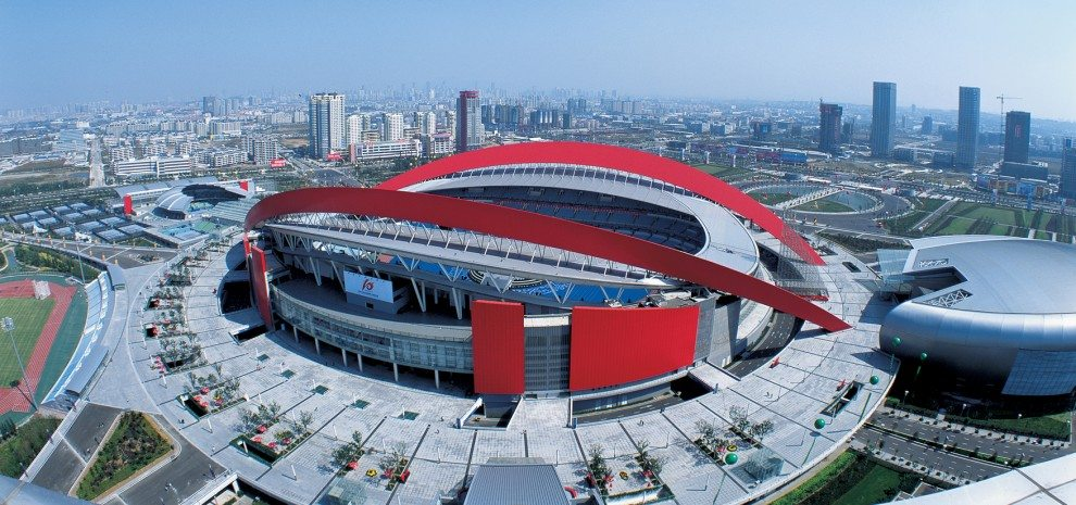 Populous to Masterplan 2014 Youth Olympic Games