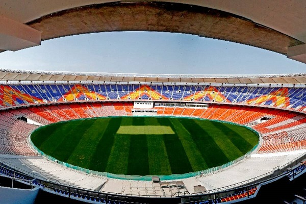 Indian stadium confirmed as world's largest capacity cricket venue