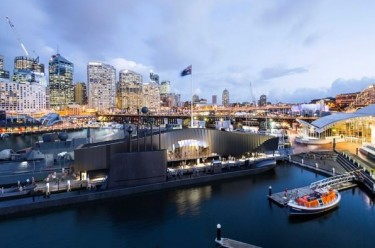 The Australian National Maritime Museum unveils plans for new Warships Pavilion