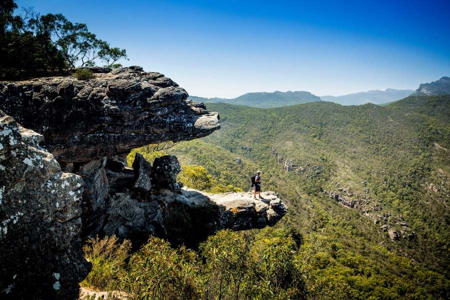 Bushwalking and shopping rank as most popular Australian holiday activities