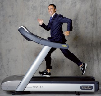 Technogym claims global wellness leadership at Davos World Economic Summit