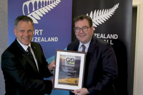 New Zealand Football the first NSO to receive Governance Mark