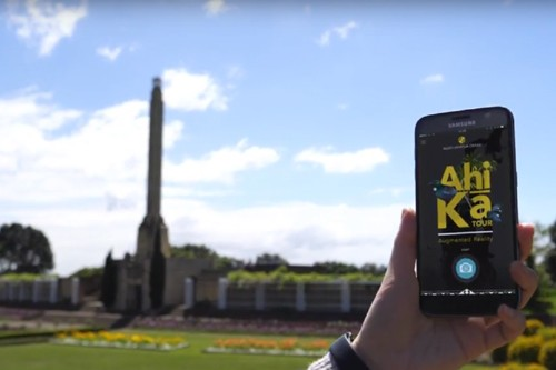 Ngāti Whātua Ōrākei launches augmented reality walking tour app