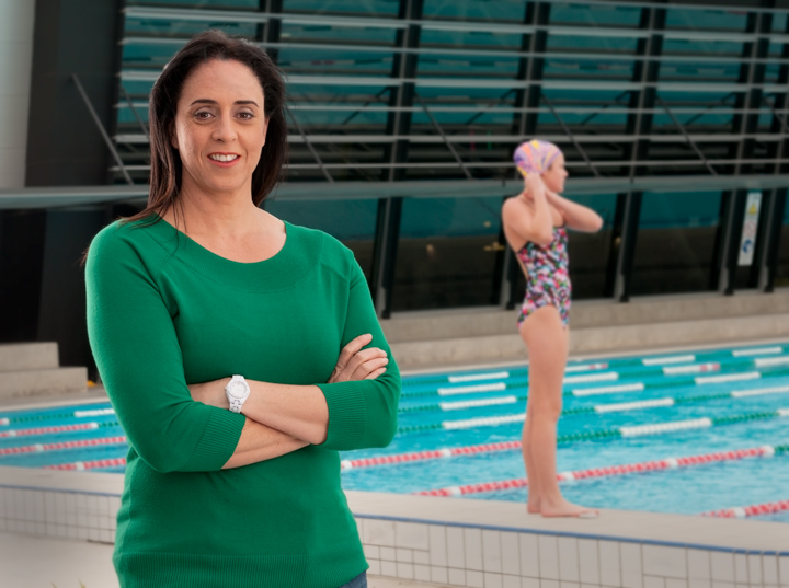 Former Olympic swimmer Nicole Livingstone named AFL's new Head of Women's Football