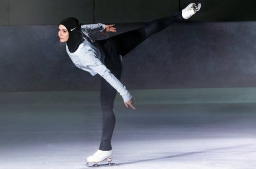 Nike launches high-performance sports hijab for Muslim athletes