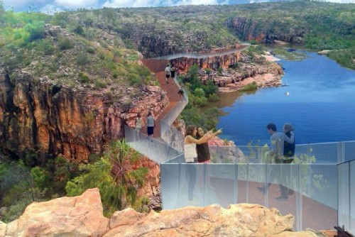 Tender awarded for trail infrastructure upgrades at Nitmiluk National Park