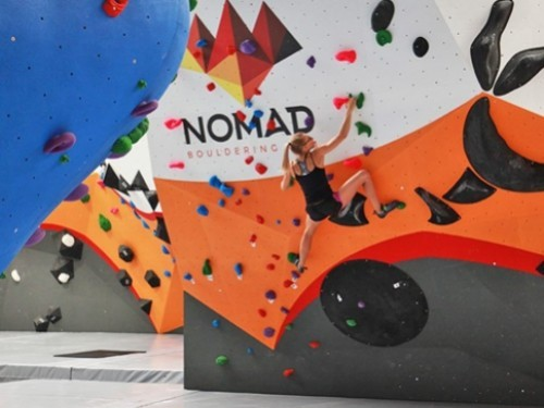 Research suggests bouldering can help combat mental health issues