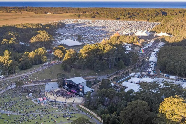 Planning Commission approval will enable expanded festivals at North Byron Parklands