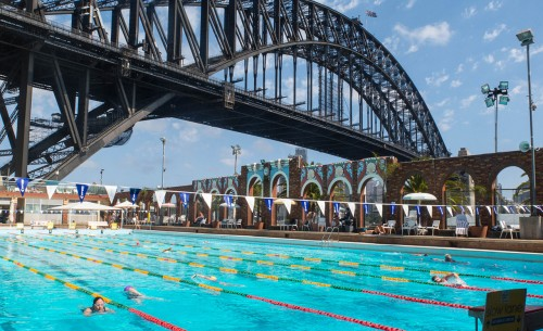 North Sydney Council, North Sydney Olympic Pool Redevelopment – Project Management