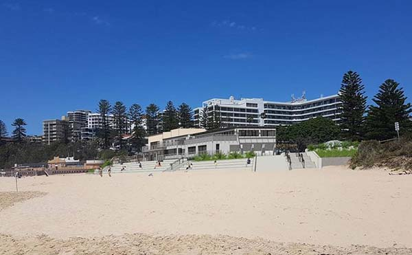 North Wollongong Surf Club to receive much-needed refurbishment and beachfront protection