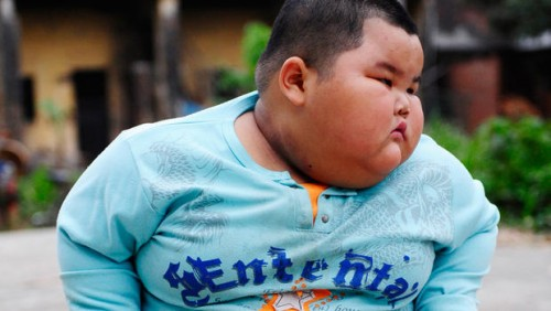 China grapples with rise in childhood obesity