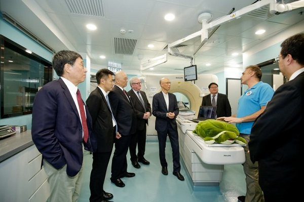 Hong Kong's Ocean Park launches marine research facility