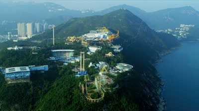 Hong Kong's Ocean Park to get HK$310 million Government bail out