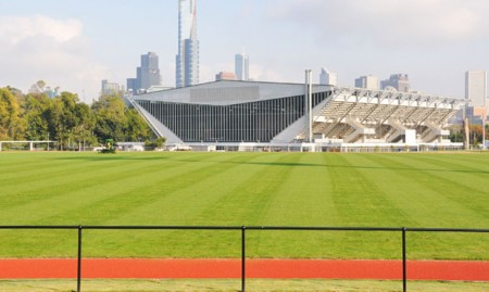Collingwood FC shares facilities with Melbourne clubs