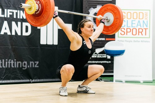 Olympic Weightlifting added to program at NZ Fitness and Health Expo