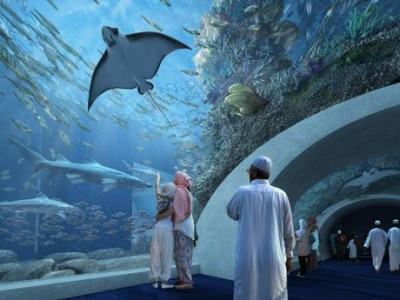 Advanced Aquarium Technologies to build Oman aquarium