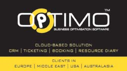 OPTIMO engages with Australian and New Zealand venues and events market