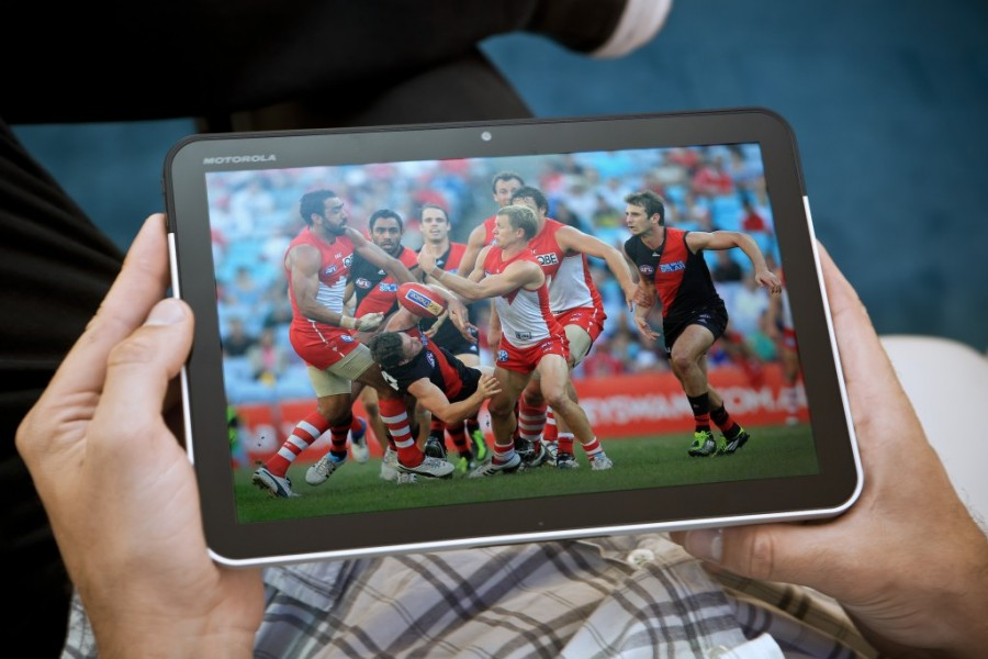 Telstra, NRL and AFL win mobile rights appeal