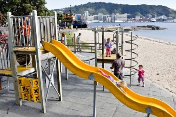 Wellington City Council consultation sees playgrounds transition to play spaces