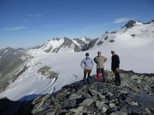 Hot weather having big impact on New Zealand's 'water tower' glaciers