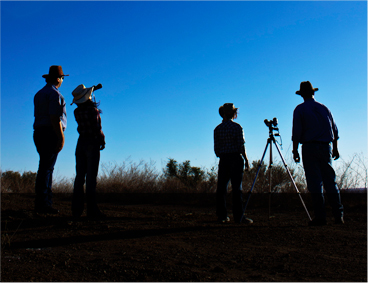 Stars align for Outback Astronomy venture